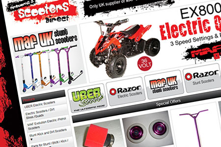 click to view more about Fireworks & Scooters Direct