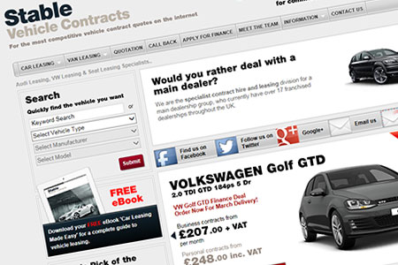 click to view more about Stable Vehicle Contracts
